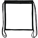 12 x 12 clear sling, NFL / PGA approved clear sling backpack