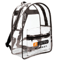 Clear and Mesh School Backpacks