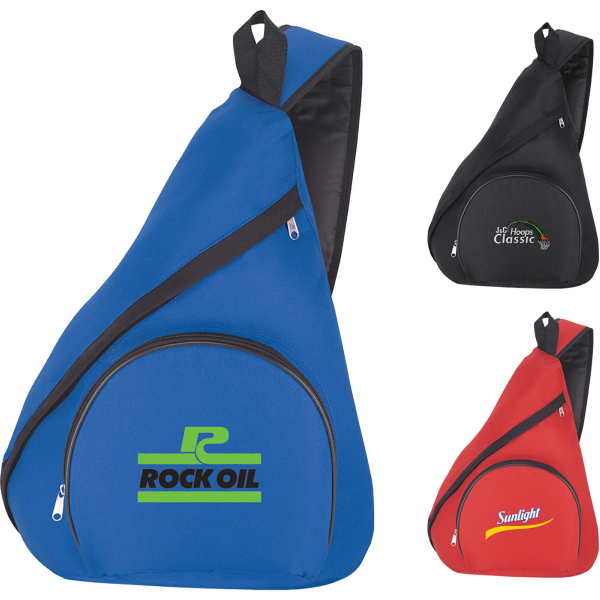 Adventure Deluxe Sling Backpacks