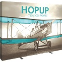 10 ft Pop Up Trade Show Display Booth Straight