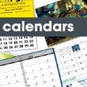 Custom printed 2020 Calendars with your logo