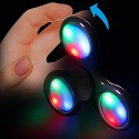 LED Light Up Spinner fidget toy