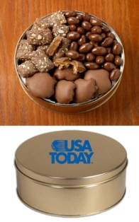 Promotional Tin Food Gifts