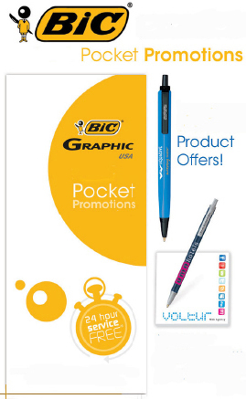 BIC promotional Products