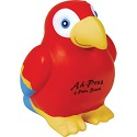 Squeezies Parrot Stress Relievers