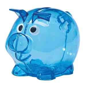 Custom Promotional Piggy Banks