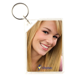 Custom Printed Key Tag Picture Frames