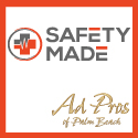 Custom printed Safety Promo Items.