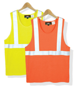 Safety Tank Tops Promotional Products